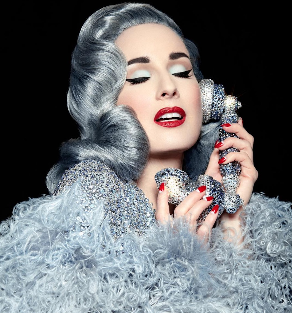 What Dita Von Teese says about getting older is super inspiring