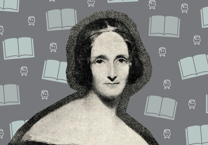 9 facts about Mary Shelley that will make you bow down to the Queen of Horror