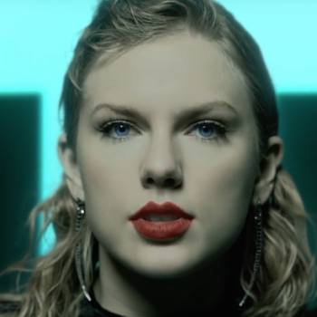 """Taylor Swift fans think we missed this nod to Calvin Harris in """"Look What You Made Me Do"""""""