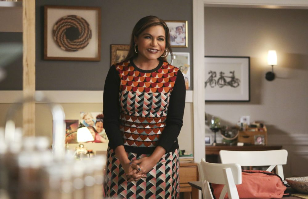 """The Mindy Project"" costume designer Salvador Perez would totally create a fashion line inspired by the show"