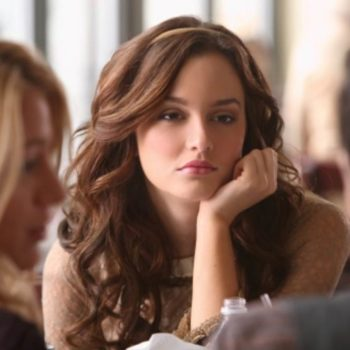 """Leighton Meester's hair almost prevented her from playing """"Gossip Girl's"""" Blair Waldorf"""