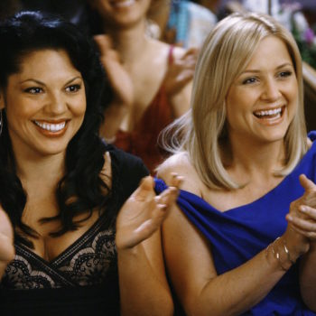 """Don't expect Callie to return to """"Grey's Anatomy"""" just because Arizona's single again"""