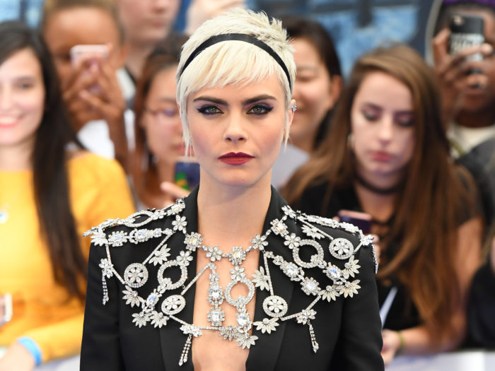 Cara Delevingne Joins Orlando Bloom in Amazon's 'Carnival Row'