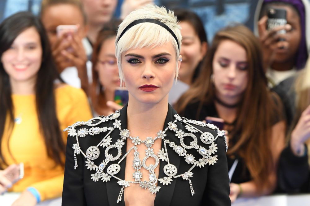 Cara Delevingne just landed her first major TV role, and she's going to play a fairy