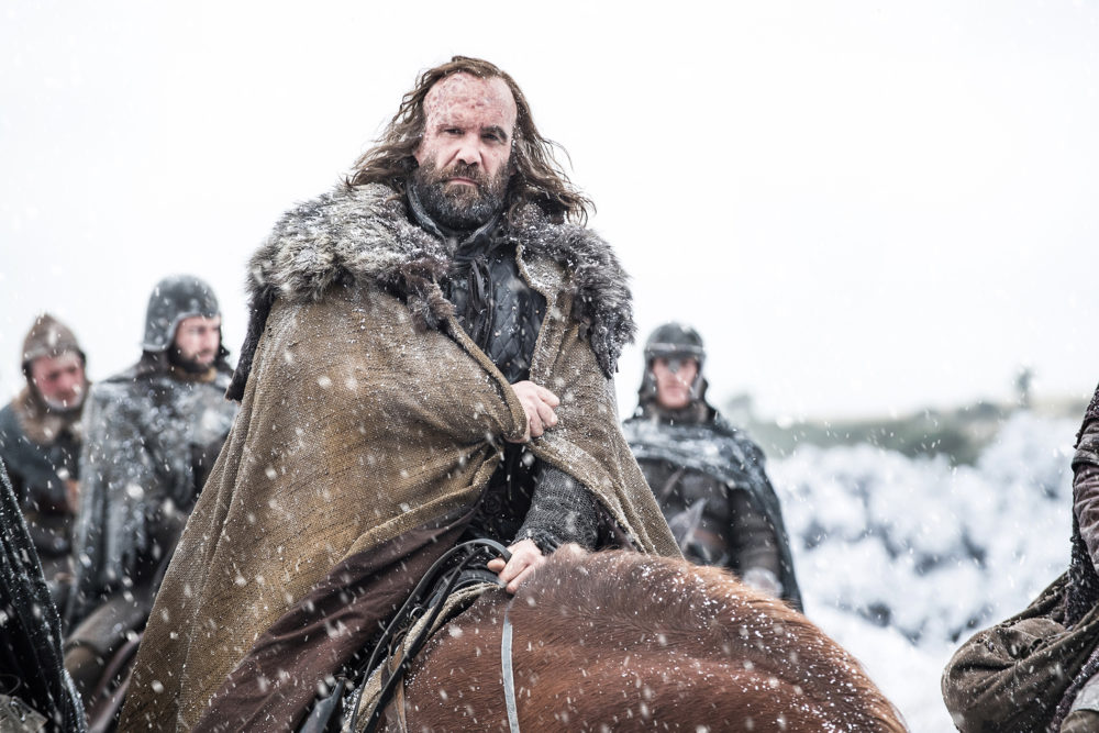 "These ""Game of Thrones"" theories explain exactly what The Hound saw in the flames — he saw Arya"