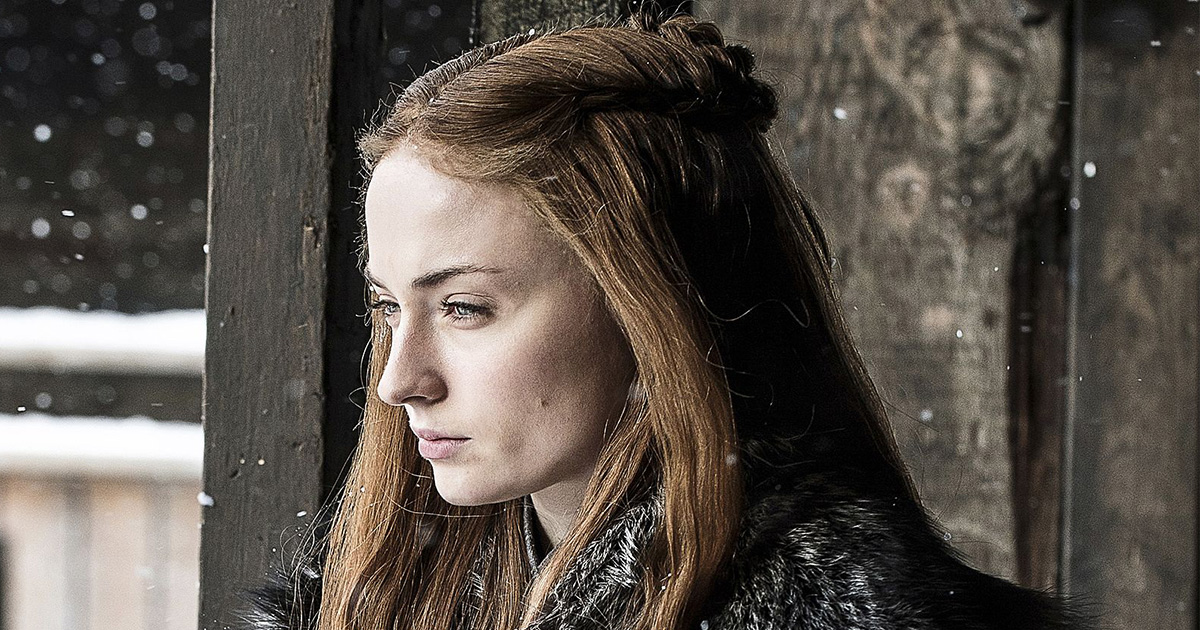 "Did Sansa's hair just reveal another potential plot twist in ""Game of Thrones""?"