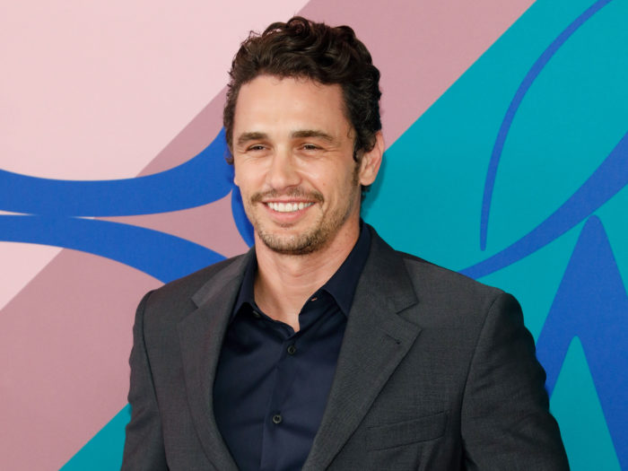 James Franco enrolls in dancing and surfing lessons as 'therapy'