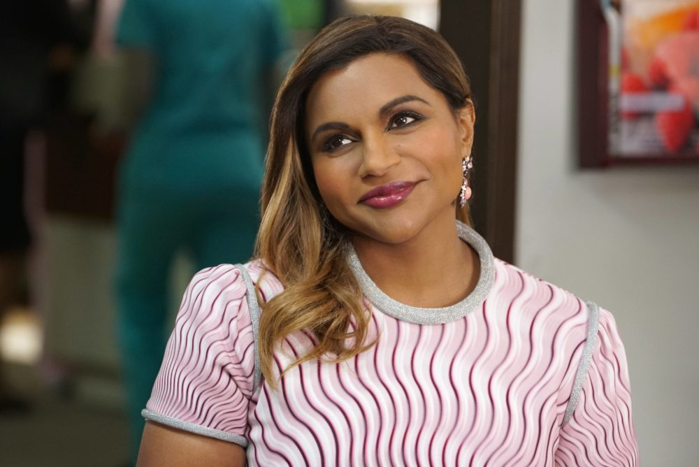 """The Mindy Project"" costume designer Salvador Perez talks six seasons of colorful, vibrant fashion"