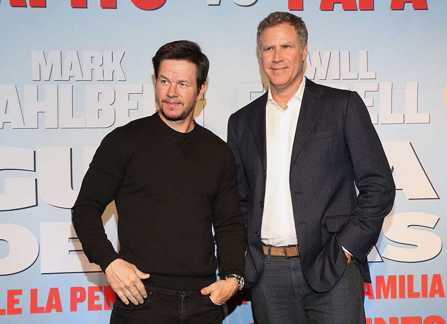 "Mark Wahlberg's daughter and Will Ferrell's son are apparently ""in communication,"" and we have questions"