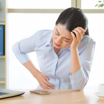 This survey reveals that period pain is affecting women at work, and nothing's being done about it