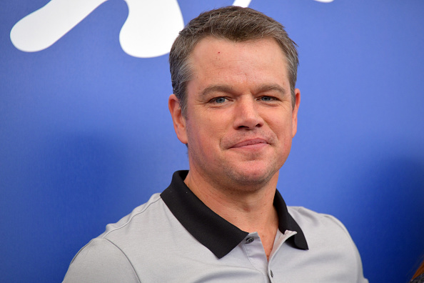 "Matt Damon says his new film ""Suburbicon"" is the ""definition of white privilege"""