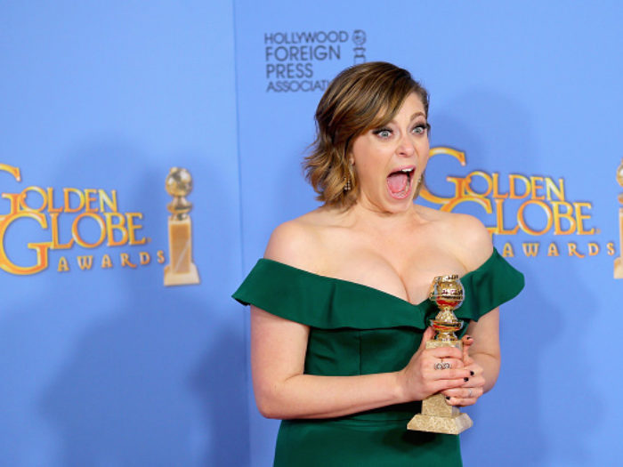 Rachel Bloom just pitched a new show about her boobs, and we're extremely on board