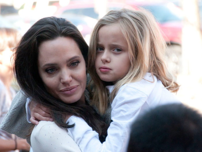 Angelina Jolie receives standing ovation for First They Killed My Father