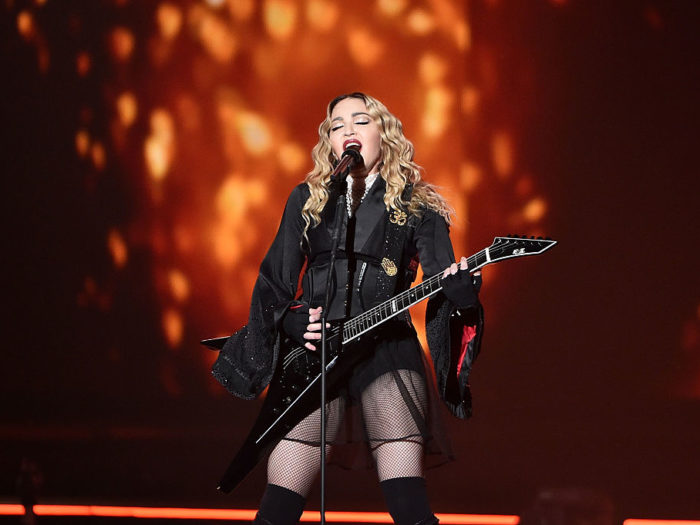 Madonna moves to Portugal and reveals new projects