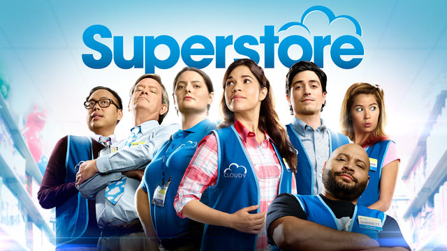 "The ""Superstore"" cast and crew is raising money for Hurricane Harvey victims and challenging other shows to do the same"
