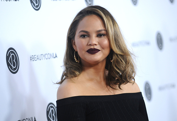 Chrissy Teigen does not have time for you to shoe-shame her daughter Luna