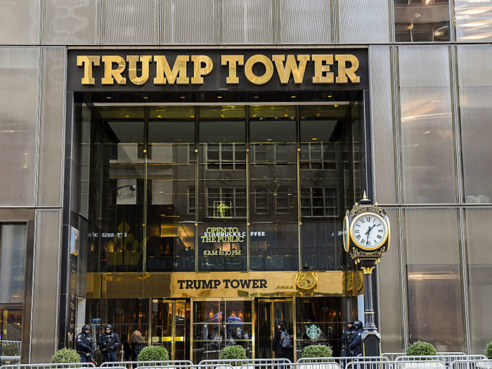 Justice Department claims Trump Tower was not wiretapped