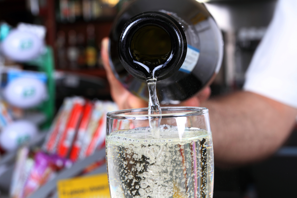 Uh oh, your prosecco habit might be ruining your teeth