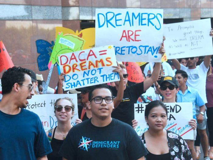 Hispanic business leader: Trump's 'a liar' if he ends DACA
