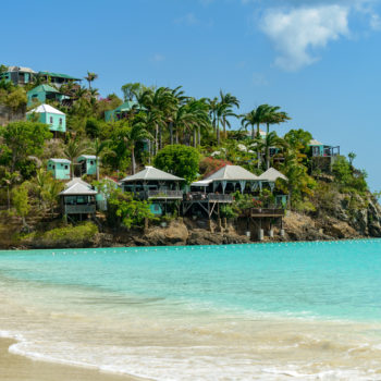 Win three nights in Antigua with your bestie or your boo. It's easy.