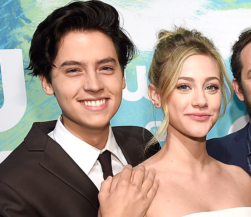 "Lili Reinhart defended Cole Sprouse after a fan called him ""rude,"" and we have all the Bughead feels"
