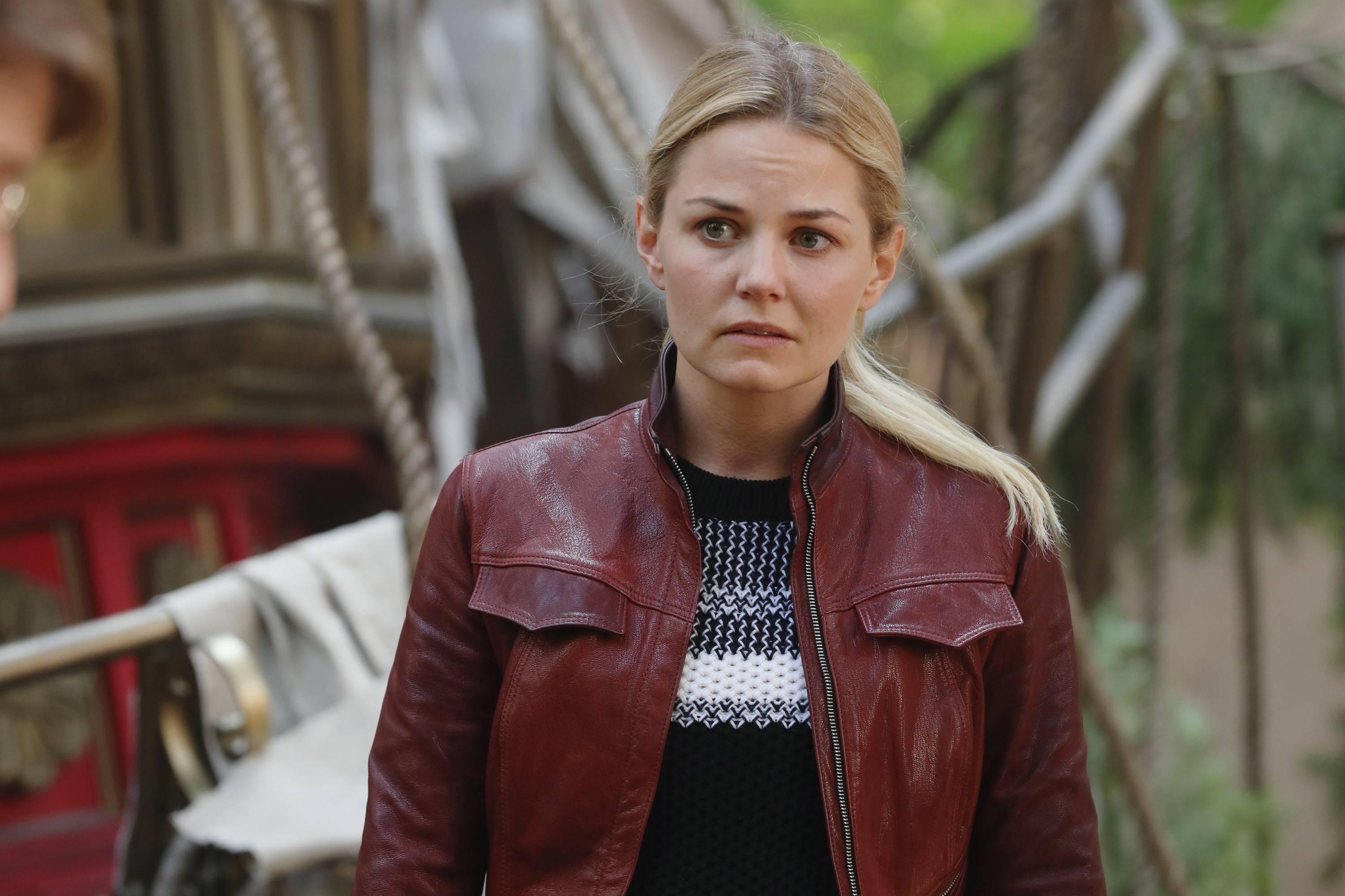 "Our first — and only — look at Emma Swan on Season 7 of ""Once Upon A Time"" is here"