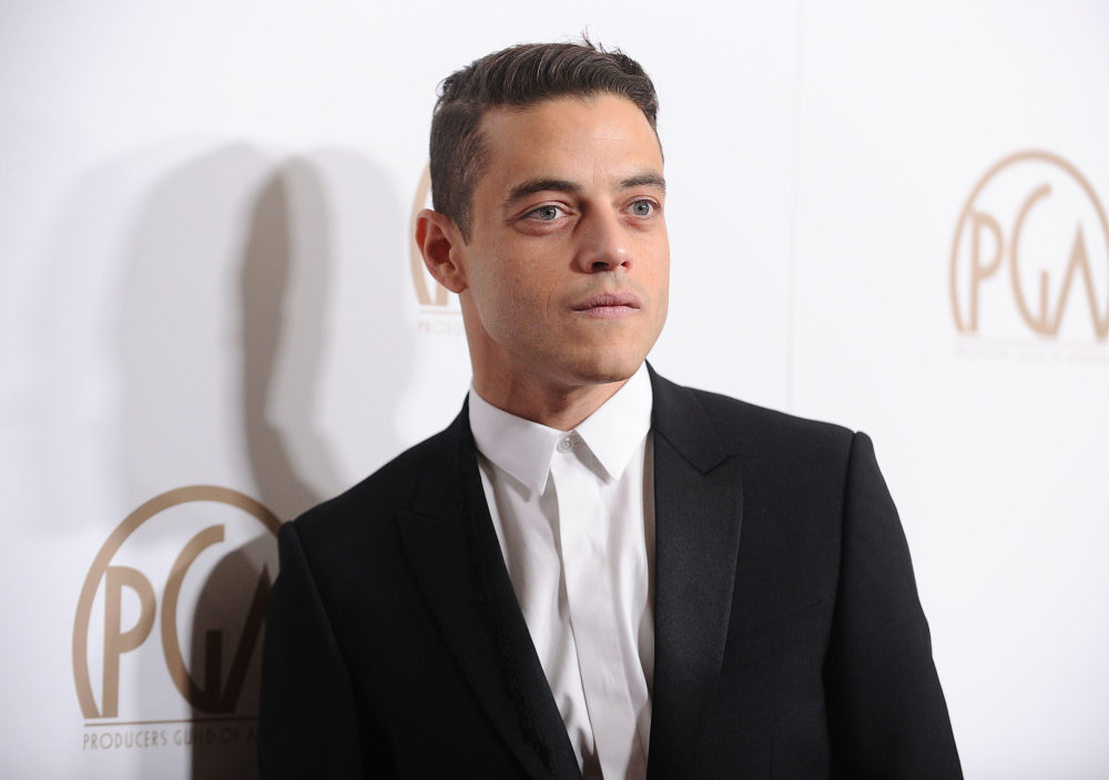 The resemblance between Rami Malek and Freddie Mercury is *uncanny