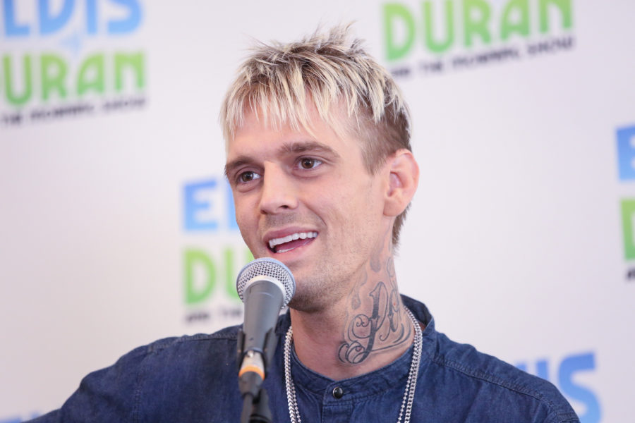 Aaron Carter was in a severe car accident, and here's what we know