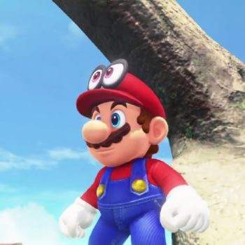Nintendo said that Mario is no longer a plumber, and our reality is shook