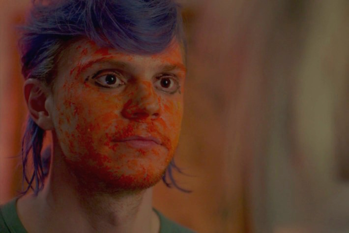 "Evan Peters plays the most unlikely Evan Peters role on ""American Horror Story: Cult,"" and the internet has feelings"