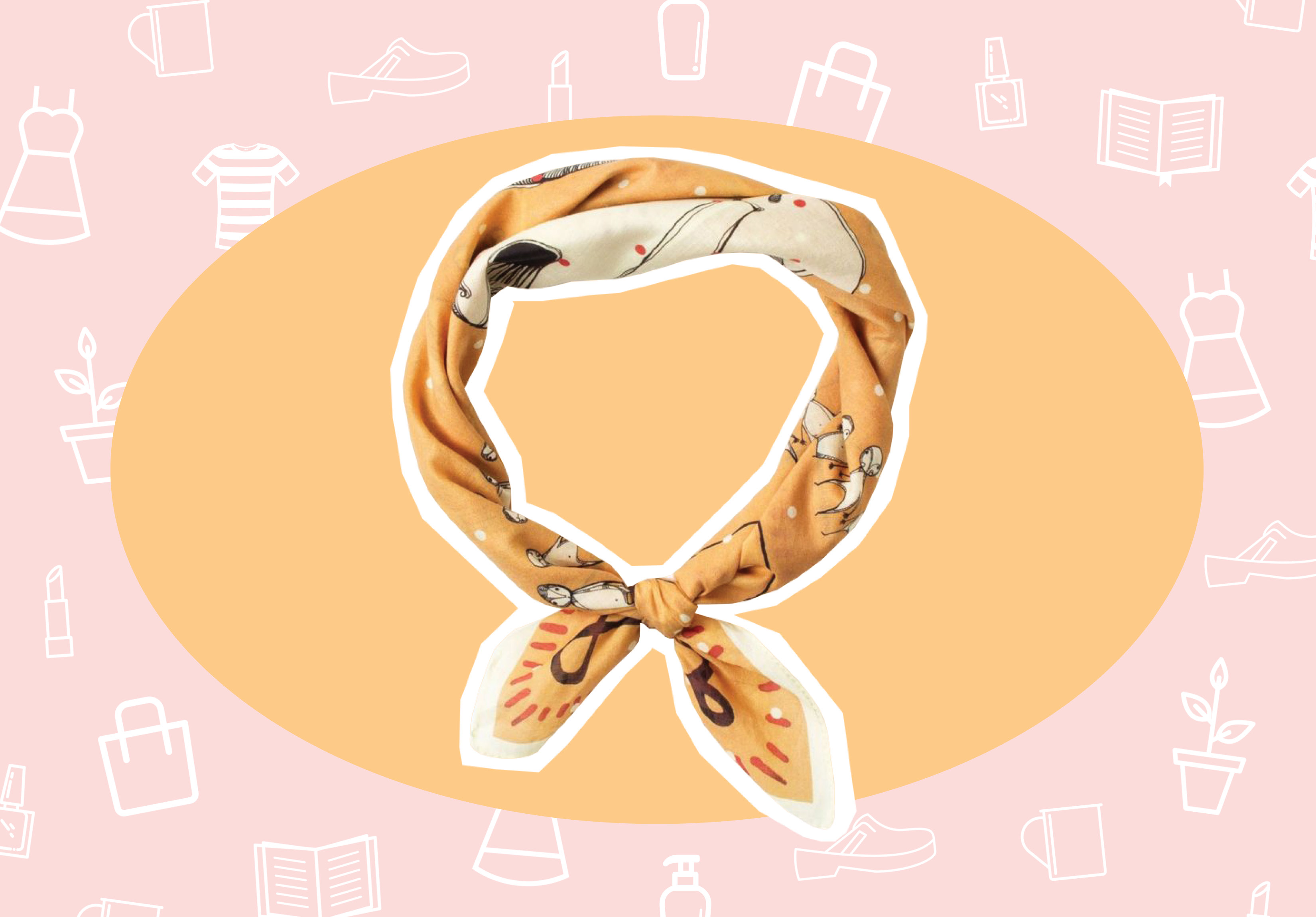 WANT/NEED: A neckerchief to make you feel jaunty, and more stuff you'll want to buy