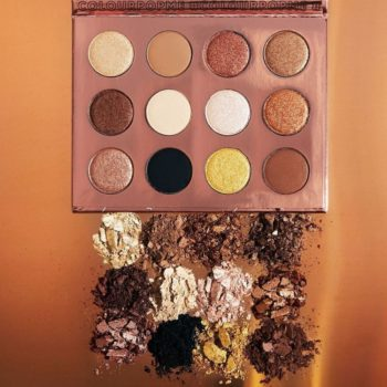 ColourPop's new eyeshadow palette will have you whipping up fall makeup looks in no time