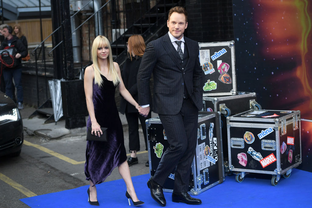 Anna Faris explained why Chris Pratt wasn't her best friend — and why it was a good thing