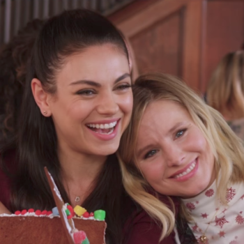 """Mila Kunis is here to take back the holidays in the first trailer for """"A Bad Moms Christmas"""""""