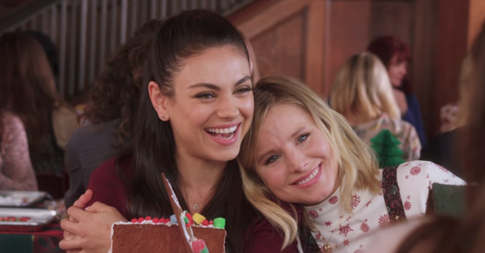 "Mila Kunis is here to take back the holidays in the first trailer for ""A Bad Moms Christmas"""