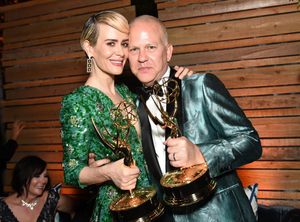 Today in amazing: Sarah Paulson and Ryan Murphy are heading to Netflix with a new series