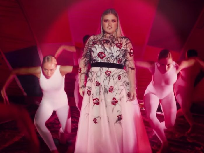 Kelly Clarkson Announces New Album, Drops Two Singles And A Music Video