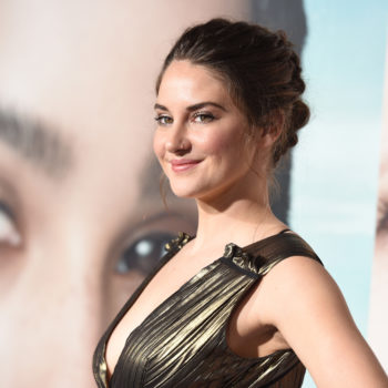 Shailene Woodley opened up about the traumatic hours following her arrest at Standing Rock