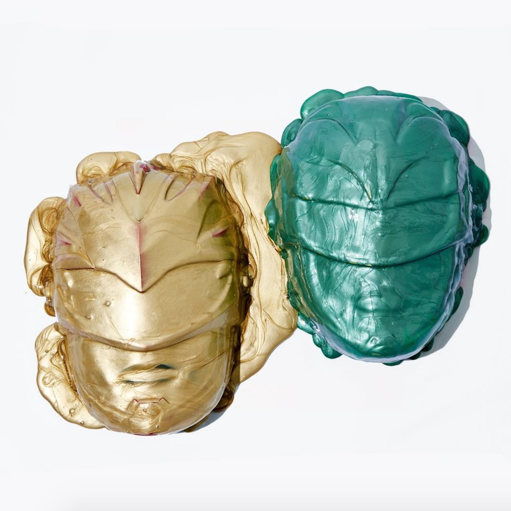 "GlamGlow's ""Power Rangers"" masks are here, and it's a Mighty Morphin' day"
