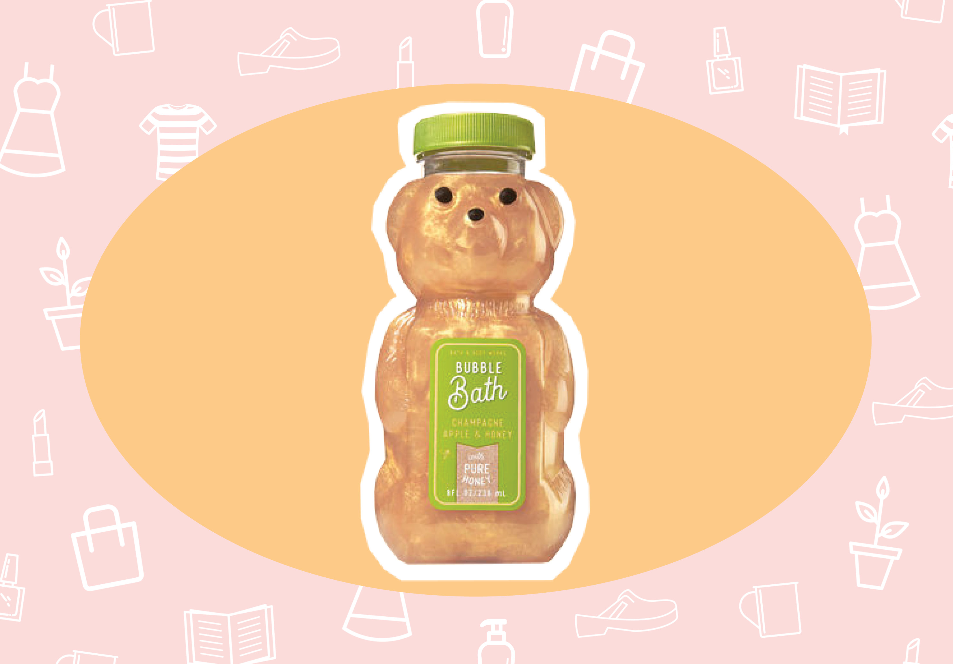 WANT/NEED: Honey bubble bath that comes in a bear bottle, and more stuff you'll want to buy
