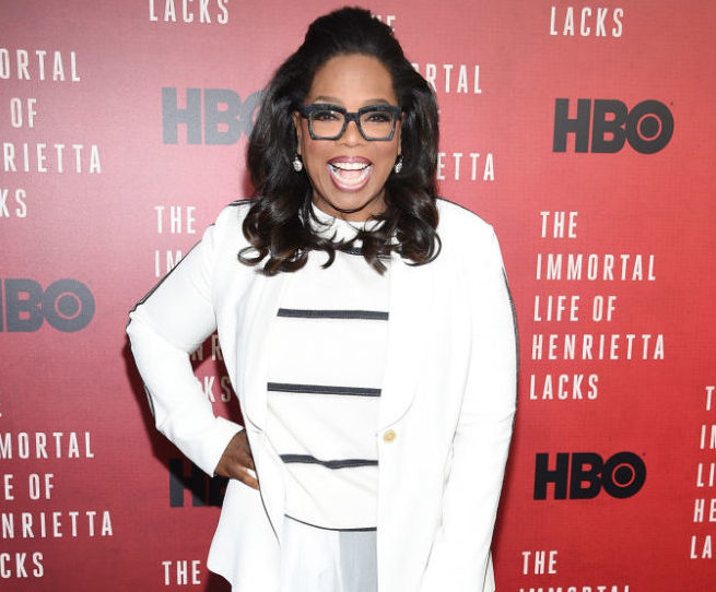 Oprah once refused to work until her female producers got raises