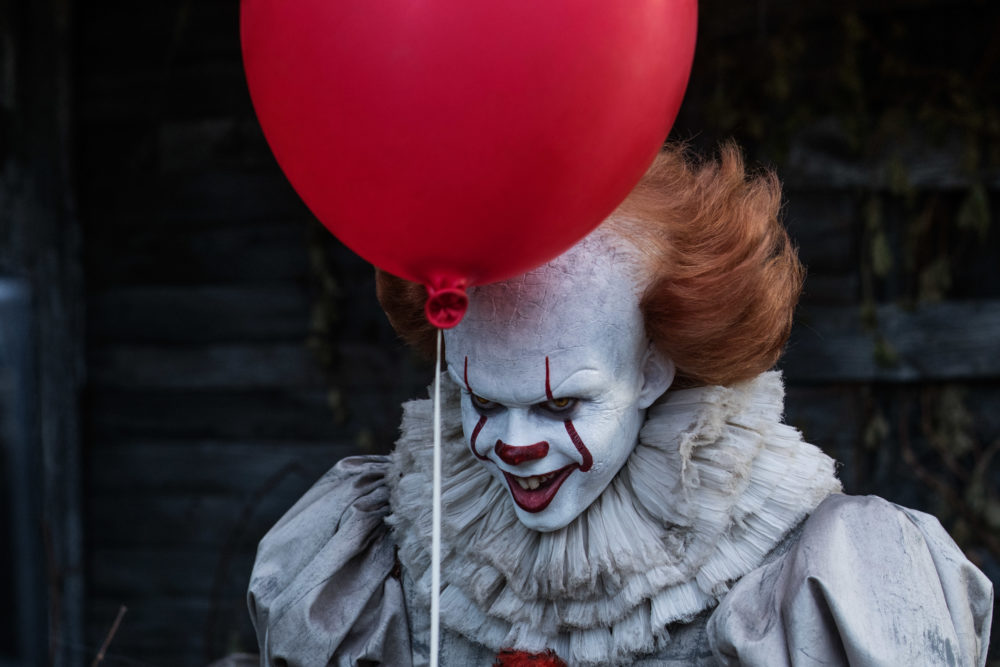 """In case you don't feel like sleeping again, here's what Alamo Drafthouse's clown-only screening of """"It"""" looked like"""