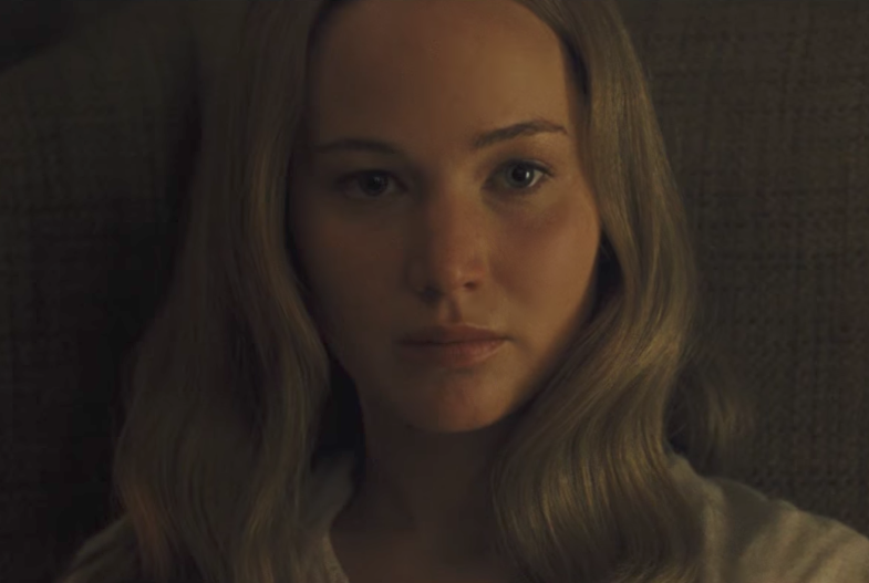 "Jennifer Lawrence apparently tore her diaphragm while filming ""mother!"""