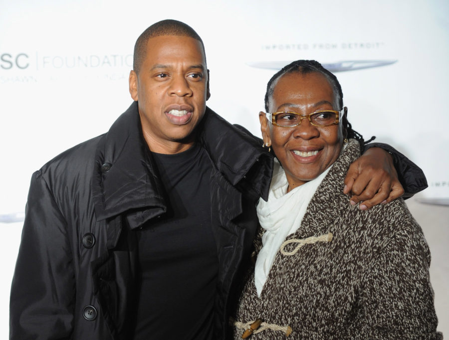 Jay-Z's mom opened up about what it was like coming out to her son