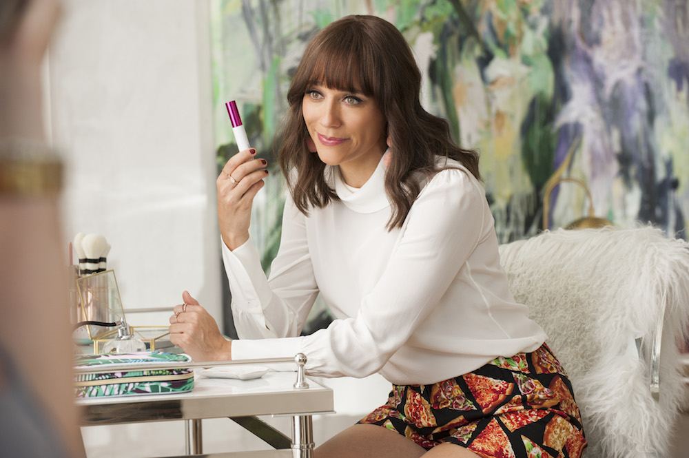 Rashida Jones is stepping into a new beauty role as the first-ever Almay Insider