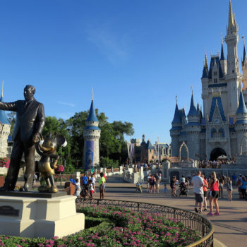 For the first time ever, Disney World will be closed for TWO DAYS due to Hurricane Irma