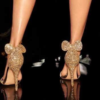 Attention, Disney fans: You can buy those viral Minnie Mouse heels for $22