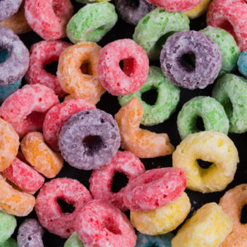 Froot Loops teamed up with a bicycle company for the collaboration of your childhood dreams