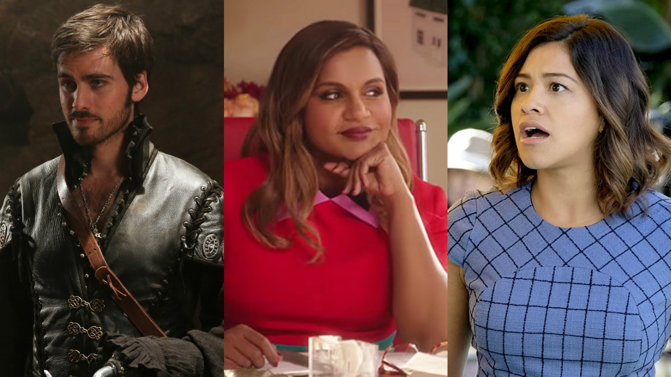 Cancel your plans Monday through Friday, here's when all your favorite fall shows will be back