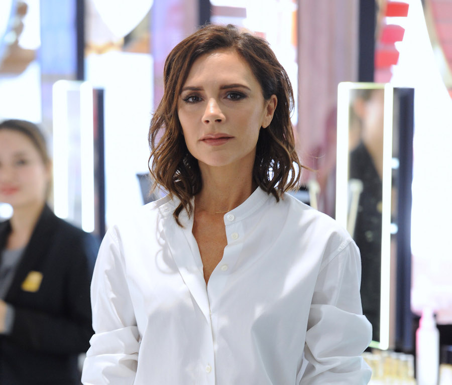 Victoria Beckham just reminded us that bell-bottoms will never go out of style